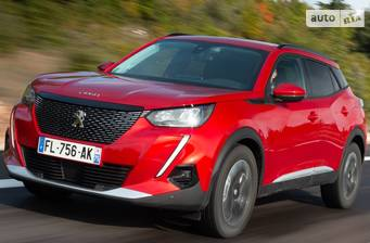 Peugeot 2008 2021 Active Pack