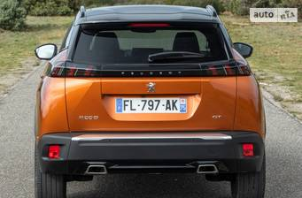 Peugeot 2008 2021 Allure Pack