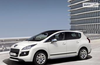 Peugeot 3008 New 2.0 HDi AT (150 л.с.) 2014