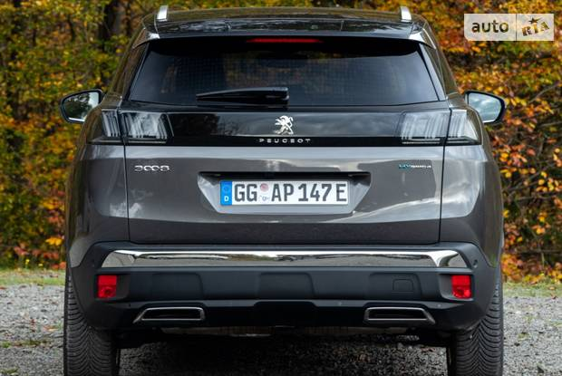 Peugeot 3008 Active Pack