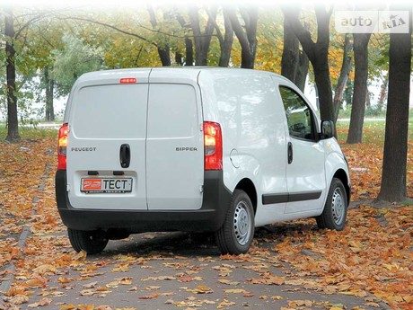 Peugeot Bipper груз. 1.4 HDI MT (68 л.с.) 2010