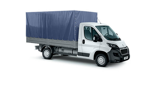Peugeot Boxer груз. 295 Борт