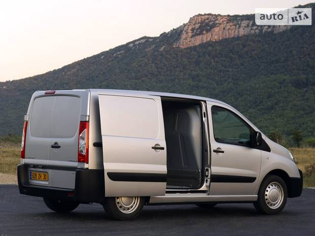 Peugeot Expert груз. II поколение (рестайлинг) Фургон