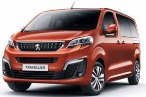 Peugeot expert-pass 3 покоління Мінівен