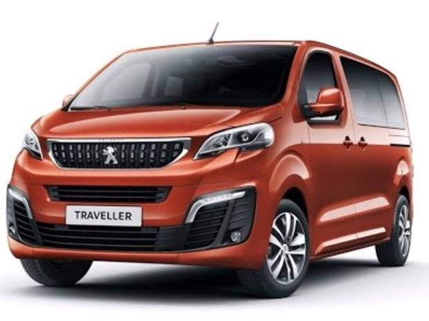 Peugeot Expert пасс. 3 покоління Мінівен
