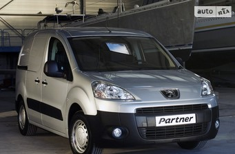 Peugeot Partner груз.  2009