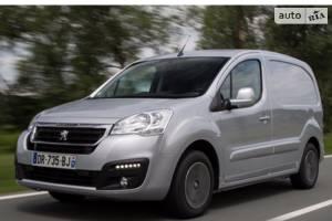 Peugeot partner-gruz 2 покоління (2 рестайлінг) Фургон