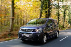 Peugeot partner-gruz 3-е поколение Фургон