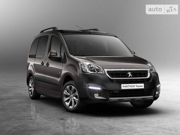 Peugeot Partner пасс. 2 покоління (2 рестайлінг) Мікровен