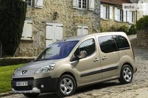Peugeot partner-pass 2 поколение Мінівен
