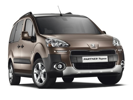 Peugeot Partner пасс. 2020