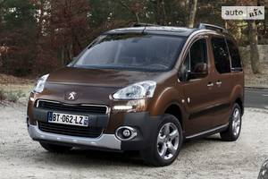 Peugeot partner-pass 2 покоління (рестайлінг) Микровэн