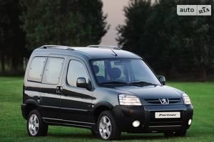 Peugeot partner-pass 1 поколение (рестайлинг) Мінівен