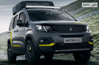 Peugeot Rifter 2021 Active Pack