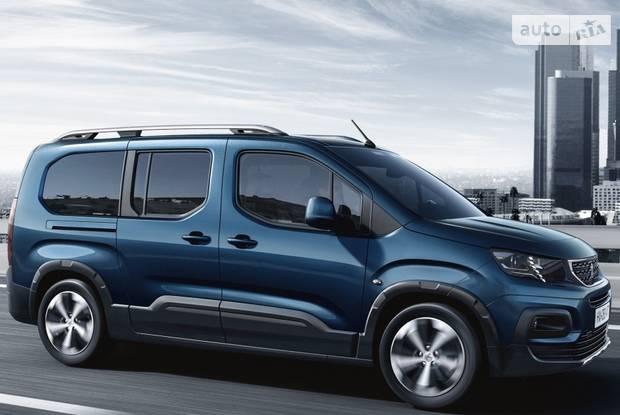 Peugeot Rifter Allure Pack