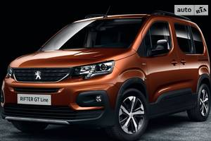 Peugeot rifter I поколение Минивэн