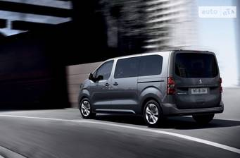 Peugeot Traveller 2020 Business