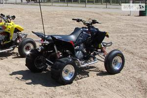 Polaris outlaw 1 поколение Квадроцикл