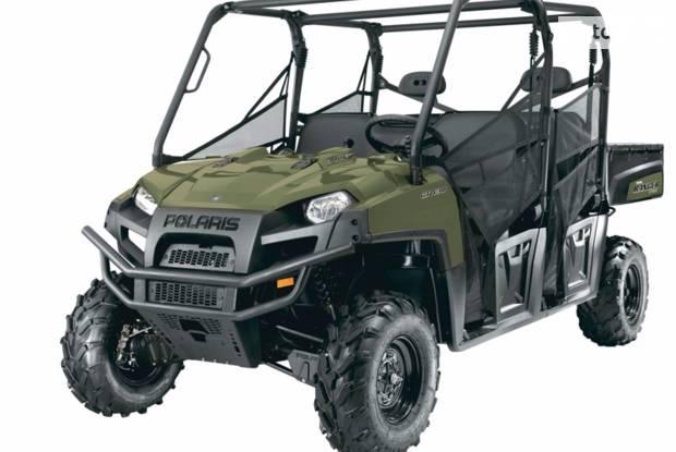 Polaris Ranger 3 поколение Мотовездеход