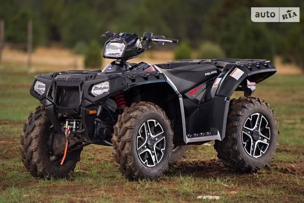 Polaris Sportsman 1 поколение Квадроцикл