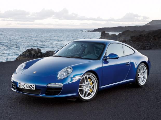 Porsche 911 997 (рестайлінг) Купе