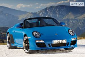 Porsche 911 997 (рестайлінг) Родстер