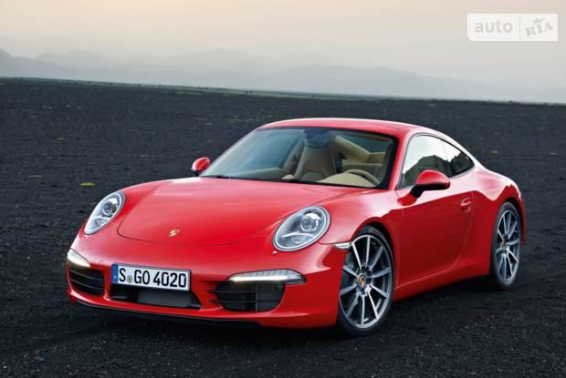 Porsche 911 991 Купе