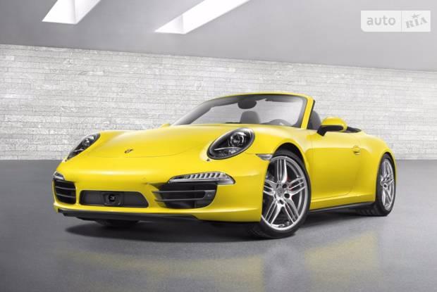 Porsche 911 991 Кабріолет
