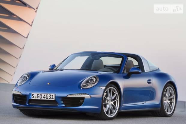 Porsche 911 991 Родстер