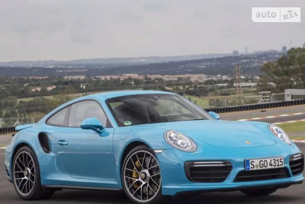 Porsche 911 991 (рестайлінг) Купе