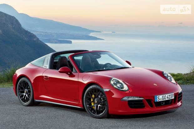 Porsche 911 991 (рестайлінг) Родстер