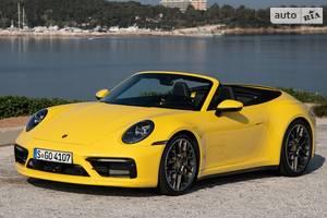 Porsche 911 992 Кабриолет