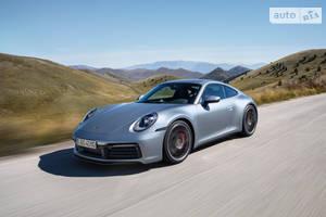 Porsche 911 992 Купе