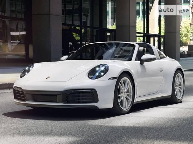Porsche 911 992 Родстер