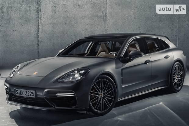 Porsche Panamera 971 Універсал
