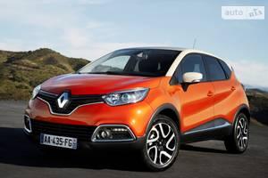 Renault captur I покоління Кроссовер