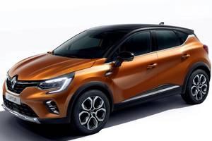 Renault captur 2-е поколение Кросовер