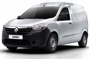 Renault dokker-gruz I покоління Фургон