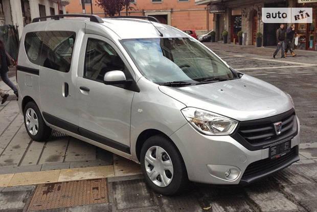 Renault Dokker пасс. Expression
