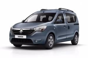 Renault dokker-pass I покоління Минивэн