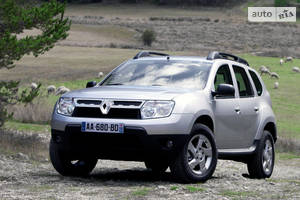 Renault duster I поколение Кроссовер