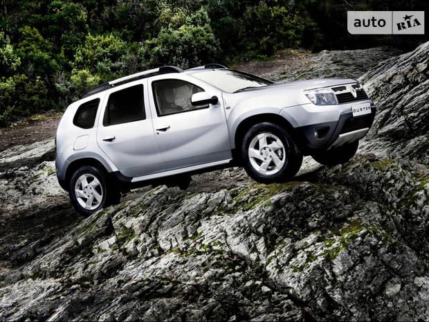 Renault Duster I поколение Кросовер