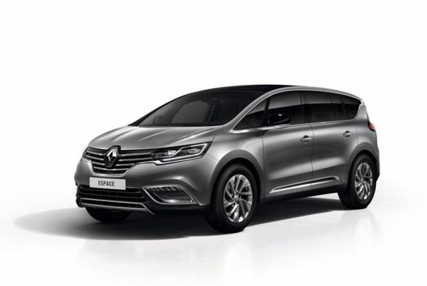 Renault Espace V поколение Минивэн