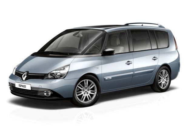 Renault Espace IV поколение, 2 рестайлинг Минивэн