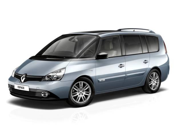 Renault Espace IV поколение, 2 рестайлинг Мінівен