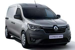 Renault express-van 2-е поколение Фургон