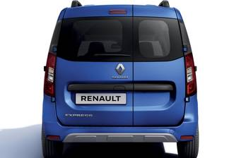 Renault Express 2021 Intense