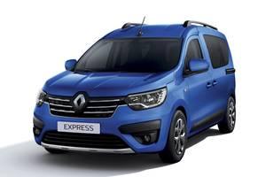Renault express 2-е поколение Минивэн