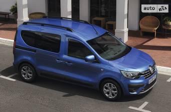 Renault Express 1.5D МТ (95 л.с.) 2021