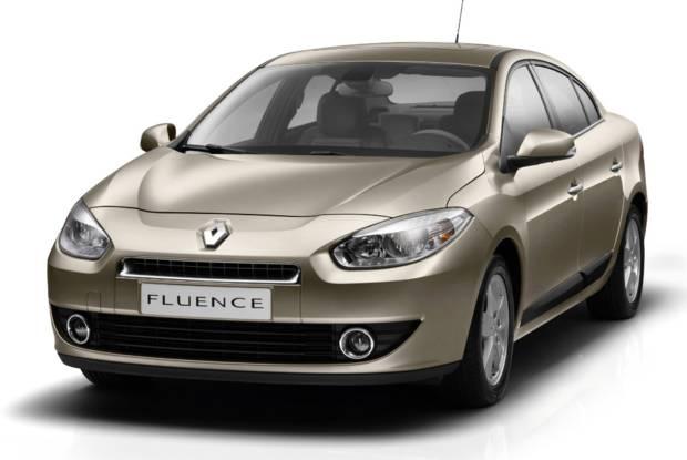 Renault Fluence I поколение Седан